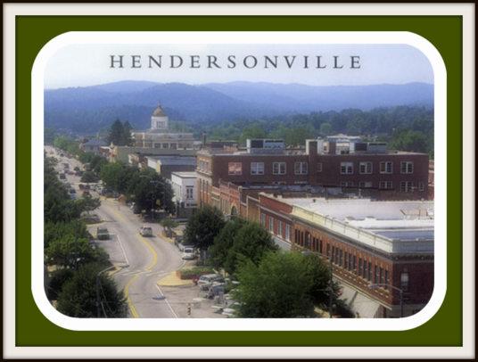 B&B in Hendersonville NC