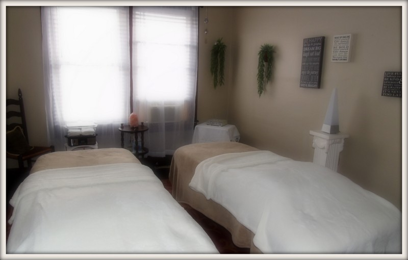 In-house Spa at the Charleston Inn